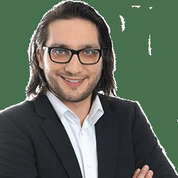 Yasan Budak,  Mitglied der Geschäftsleitung und Mitbegründer