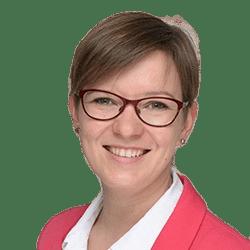 Gitte Jäger, Referentin Personalentwicklung