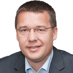 Christian Buggisch, Leiter Unternehmenskommunikation