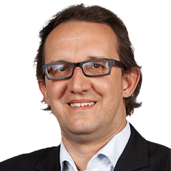 Bernd Konschak, Senior HR Manager Marketing