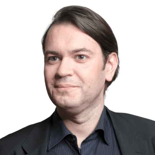 Prof. Dr. René Seidenglanz, Hochschulpräsident & Professor für Kommunikationswissenschaft, insb. Kommunikationsmanagement