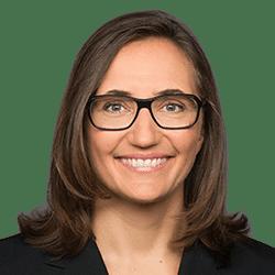 Dr.  Andrea  Huber,  Geschäftsführerin
