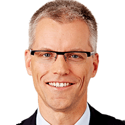 Werner  Hansmann, Director Strategic Marketing and Business Development