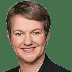 Melanie  Schmergal, Abteilungsleiterin Kommunikation und Öffentlichkeitsarbeit, Pressesprecherin