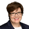 Angela  Todisco, Personalleiterin HR EMEA North