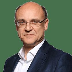 Dipl.-Kfm.  Klaus Steven, SVP Direct Sales EMEA, Geschäftsführer