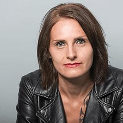 Maja Schäfer, Projektleiterin Personalmarketing & Recruiting der Diakonie Deutschland, Fachbuchautorin und HR-Bloggerin