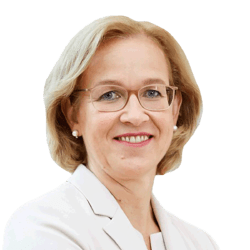 Anke Schmidt, Head of Corporate Communications und Government Relations