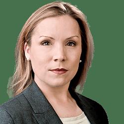Maija Corinti Salvén, Leiterin Government Affairs