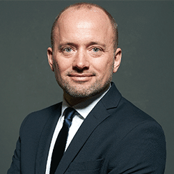 Dr. Harald Maass, Geschäftsführer