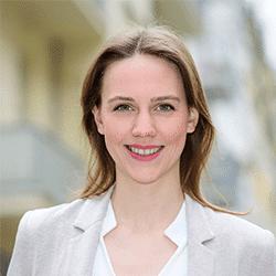 Céline Iding, Beraterin