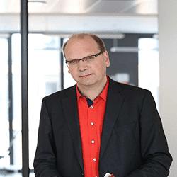 Klaus Eck, Gründer und Geschäftsführer