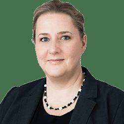 Dagmar Blume, Leiterin Strategische Großprojekte / Turnkey, Bombardier