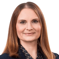 Julia Kovar-Mühlhausen, Leiterin Klimaschutzstiftung