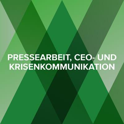 Move – Die Konferenz für Nachhaltigkeitskommunikation 2021 - Pressearbeit, CEO- & Krisenkommunikation