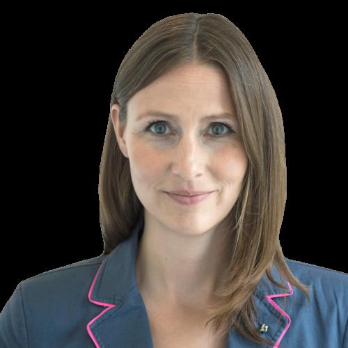 Kristin Breuer, Geschäftsführerin Kommunikation